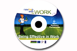 Newhop Skills for Work: Being Effective in Work CD-ROM