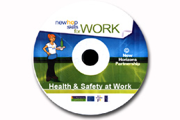Newhop Skills for Work: Health & Safety at Work CD-ROM